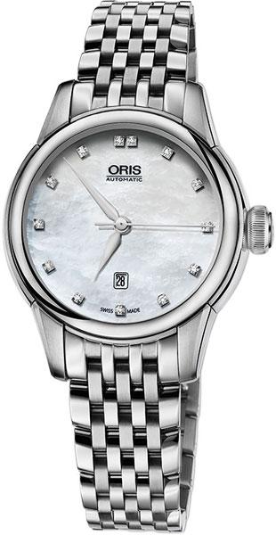 Женские часы Oris 561-7687-40-91MB oris 561 7604 40 94 br