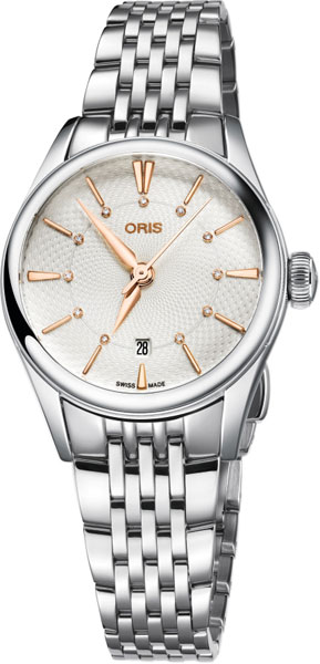 Женские часы Oris 561-7722-40-31MB oris 561 7604 40 94 br