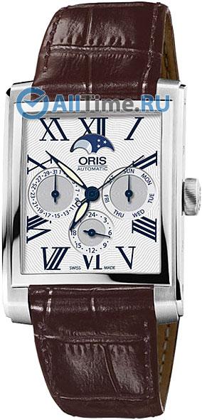 Мужские часы Oris 581-7658-40-71LS oris 658