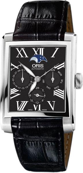 Мужские часы Oris 581-7658-40-74LS мужские часы oris 585 7622 70 64ls