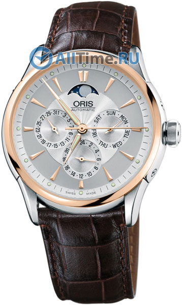 Мужские часы Oris 582-7592-63-51LS