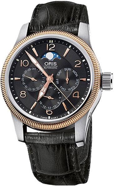 Мужские часы Oris 582-7678-43-64LS мужские часы oris 585 7622 70 64ls
