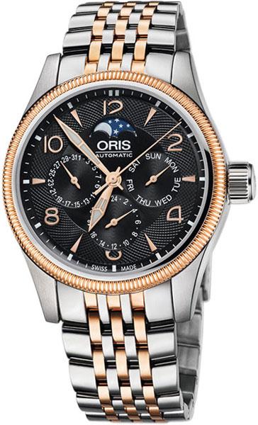 Мужские часы Oris 582-7678-43-64MB