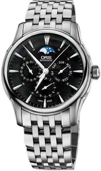 Мужские часы Oris 582-7689-40-54MB мужские часы oris 585 7622 70 64ls