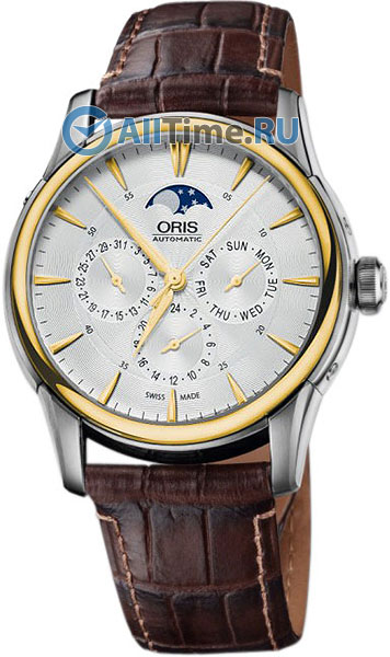 Мужские часы Oris 582-7689-43-51LS