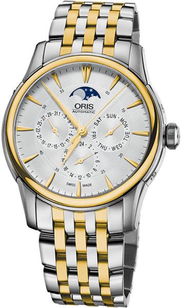 Мужские часы Oris 582-7689-43-51MB мужские часы oris 582 7689 40 54mb
