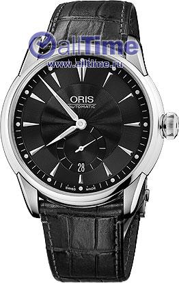 Мужские часы Oris 623-7582-40-74LS oris 643 7636 71 91 rs