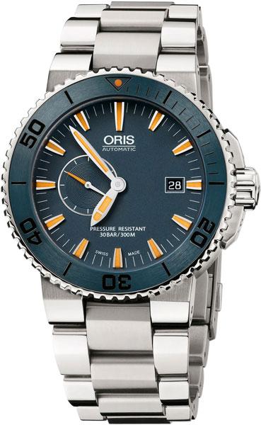 Мужские часы Oris 643-7654-71-85MB мужские часы oris 643 7654 71 85rs