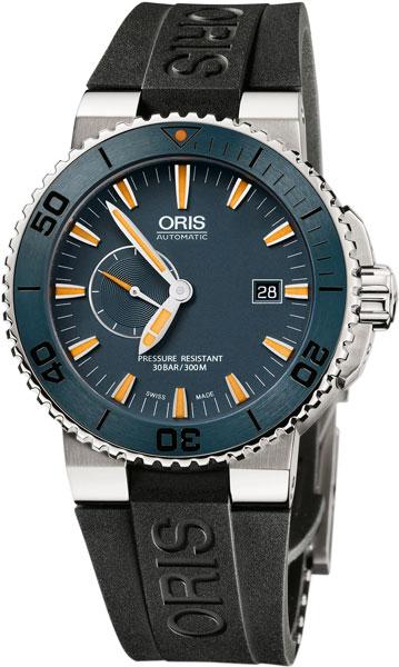 Мужские наручные швейцарские часы в коллекции Divers Oris AllTime.RU 99800.000
