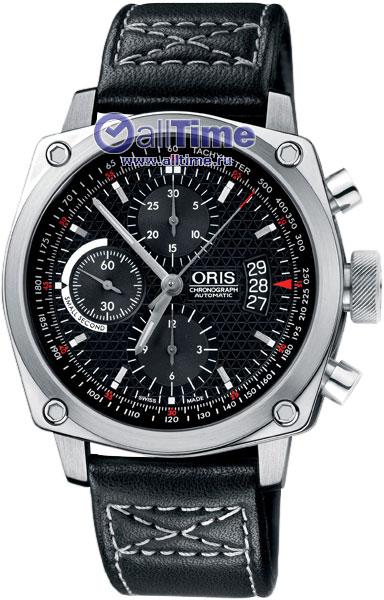 Мужские часы Oris 674-7616-41-54LS мужские часы oris 677 7619 41 54 set