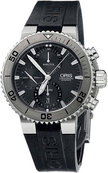 Мужские часы Oris 674-7655-72-53RS мужские часы oris 674 7661 41 54mb