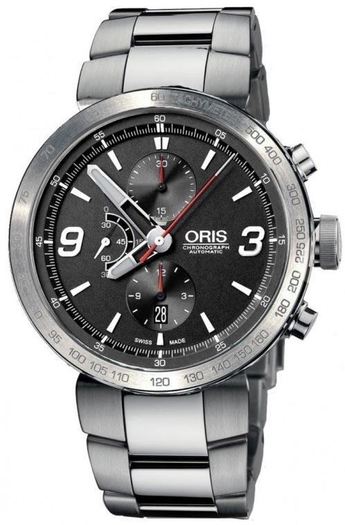 Мужские часы Oris 674-7659-41-63MB часы oris tt3 674 7611 7764rs