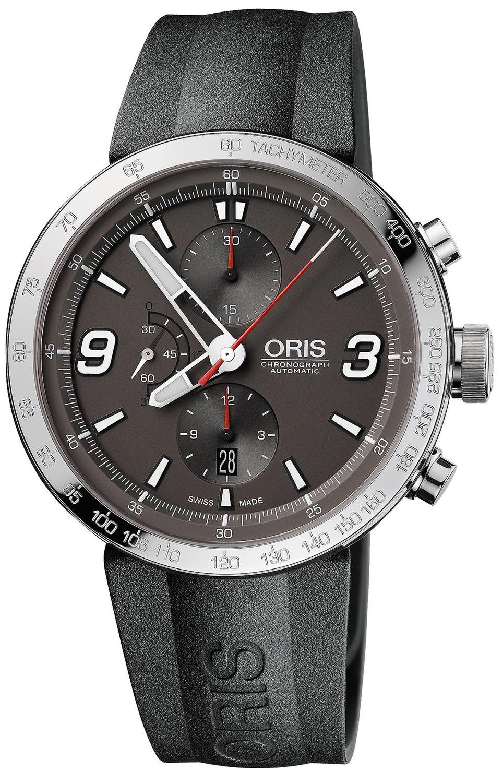 Мужские часы Oris 674-7659-41-63RS часы oris tt3 674 7611 7764rs