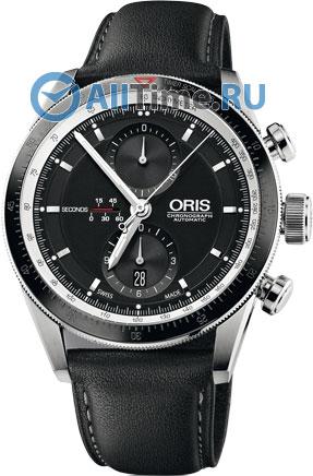 Мужские часы Oris 674-7661-41-54LS мужские часы oris 674 7659 41 74mb