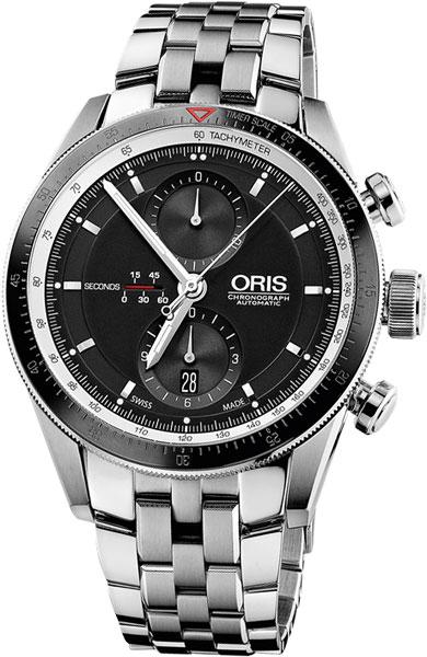Мужские часы Oris 674-7661-41-54MB