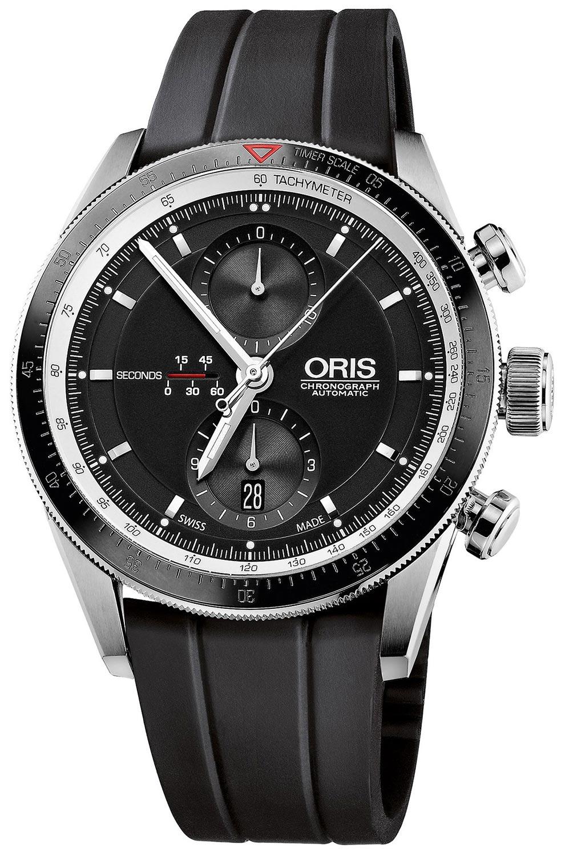 Мужские часы Oris 674-7661-41-54RS oris 658