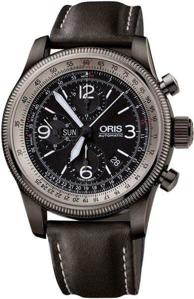 Мужские часы Oris 675-7648-42-64LS мужские часы oris 585 7622 70 64ls