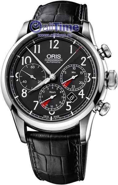 Мужские часы Oris 676-7603-40-84LS