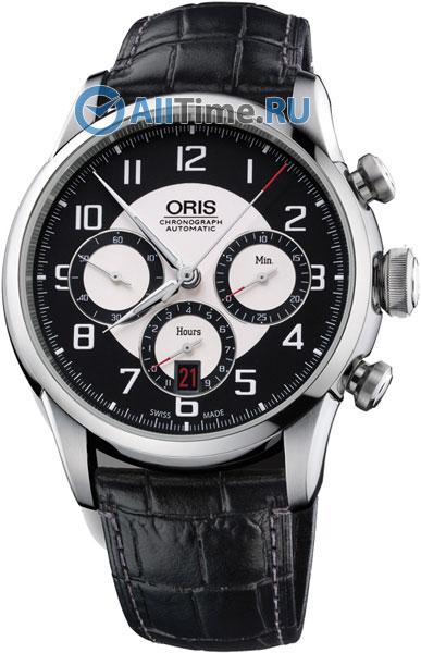 Мужские часы Oris 676-7603-40-94LS