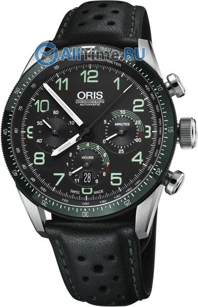 Мужские часы Oris 676-7661-44-94LS oris 658