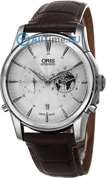 Мужские часы Oris 690-7690-40-81LS мужские часы oris 585 7622 70 64ls