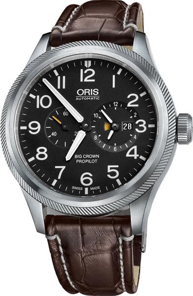 где купить Мужские часы Oris 690-7735-40-63LS дешево