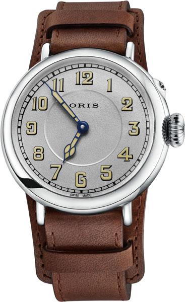 Мужские часы Oris 732-7736-40-81-set мужские часы oris 585 7622 70 64ls