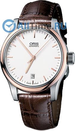 Мужские часы Oris 733-7578-43-51LS