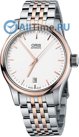 Мужские часы Oris 733-7578-43-51MB мужские часы oris 733 7578 40 54ls