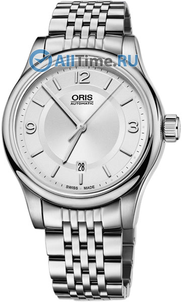 Мужские часы Oris 733-7594-40-31MB мужские часы oris 585 7622 70 64ls