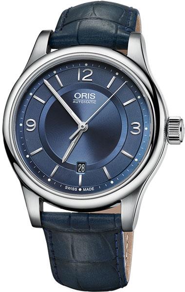 Мужские часы Oris 733-7594-40-35LS