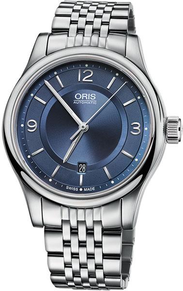 Мужские часы Oris 733-7594-40-35MB мужские часы oris 733 7594 43 35ls