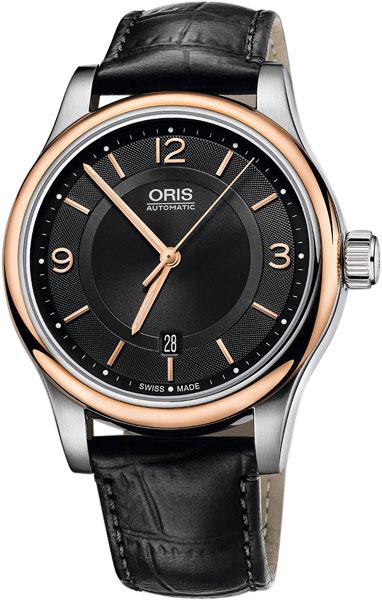 Мужские часы Oris 733-7594-43-34LS мужские часы oris 755 7691 40 54mb