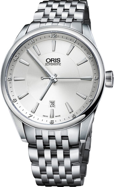 Мужские ��асы Oris 733-7642-40-31MB