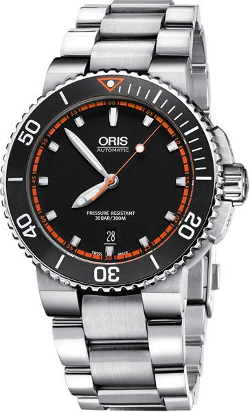 Мужские часы Oris 733-7653-41-28MB мужские часы oris 733 7653 41 83 set rs ucenka