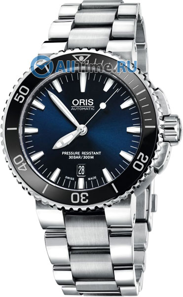 Мужские часы Oris 733-7653-41-35MB мужские часы oris 733 7653 41 83 set rs ucenka