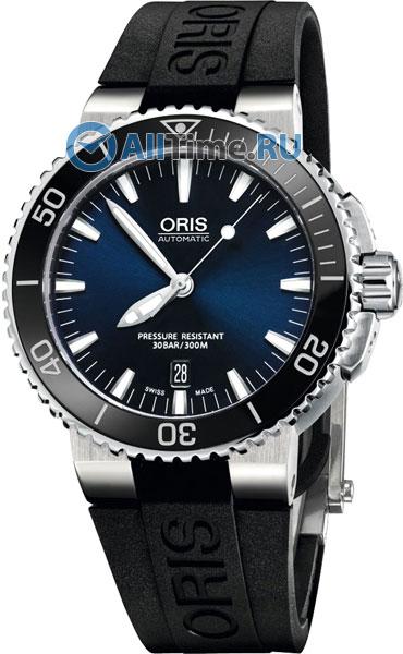 Мужские часы Oris 733-7653-41-35RS мужские часы oris 733 7653 41 83 set rs ucenka