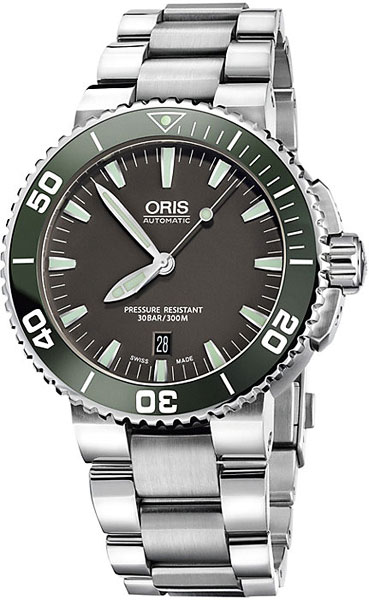Мужские часы Oris 733-7653-41-37MB мужские часы oris 733 7653 41 83 set rs ucenka