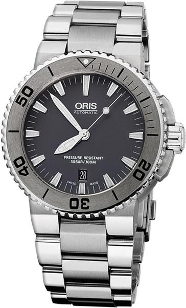 Мужские часы Oris 733-7653-41-53MB мужские часы oris 733 7653 41 83 set rs ucenka