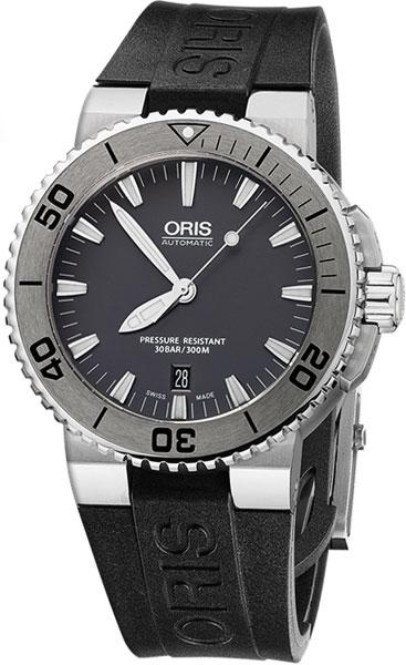 Мужские наручные швейцарские часы в коллекции Divers Oris AllTime.RU 72540.000