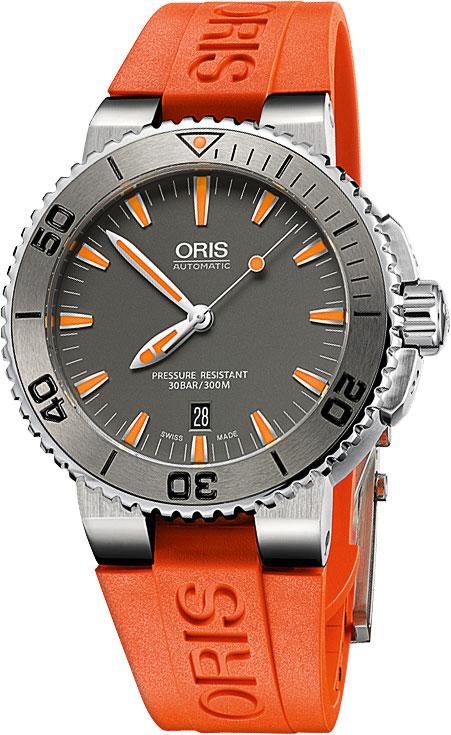 Мужские часы Oris 733-7653-41-58RS мужские часы oris 733 7730 41 54rs