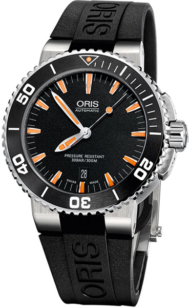 Мужские часы Oris 733-7653-41-59RS