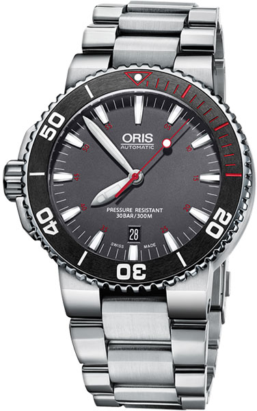 Мужские часы Oris 733-7653-41-83-set-MB мужские часы oris 755 7691 40 54mb