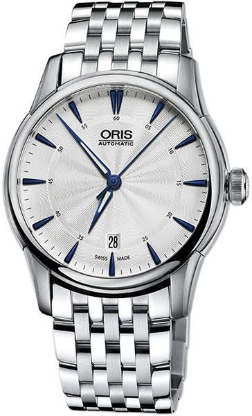 Мужские часы Oris 733-7670-40-31MB favourite zebrano 1355 1f