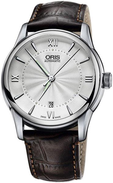 Мужские часы Oris 733-7670-40-71LS oris 658