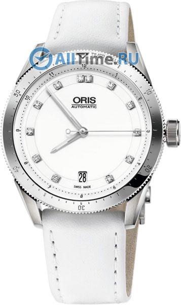 Купить Наручные часы 733-7671-41-91LS  Женские наручные швейцарские часы в коллекции Classic, Artix Oris