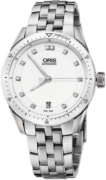 Женские часы Oris 733-7671-41-96MB книжки игрушки росмэн книжка загадки из джунглей