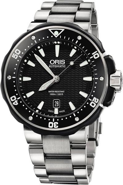 Мужские часы Oris 733-7682-71-54MB oris 643 7636 71 91 rs
