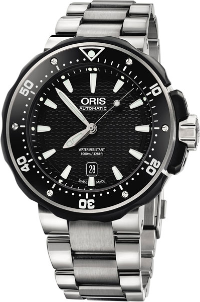 Мужские часы Oris 733-7682-71-54MB мужские часы oris 643 7654 71 85rs