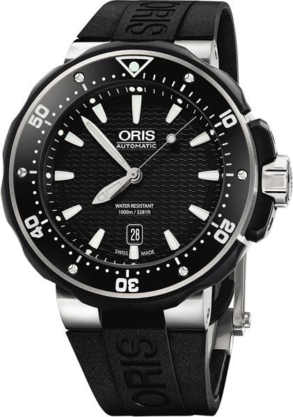 Мужские часы Oris 733-7682-71-54RS мужские часы oris 643 7654 71 85rs